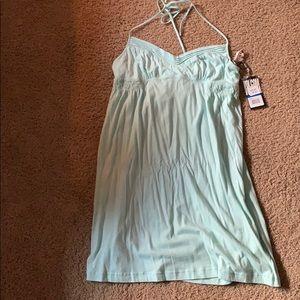Light blue summer dress W/ tags